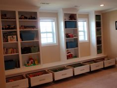 Toy Room Built-In - by Thepps @ LumberJocks.com ~ woodworking community