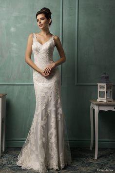 Robe de mariage Amelia sposa collection 2014