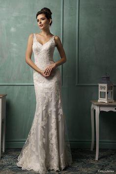 Robe de mariage Amelia sposa collection 2014