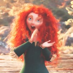 Lover of animation, art, and silly stuff. I like making gifs and stuff. Brave Merida, Disney And Dreamworks, Disney Pixar, Disney Characters, Disney Love, Disney Art, Brave 2012, Funny Emoji Faces, Witch Coven