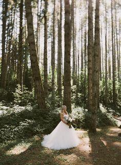 Woodland Bohemian Farm Wedding In Eugene Oregon Flagstaff Photographer