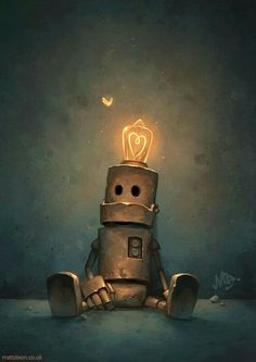 n this world we are like men robot around in a circle specific and can not do something or we create something  But there is nothing else within us life is a matter of love