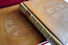 ONL & AOL Handmade Book Set & Box on Behance