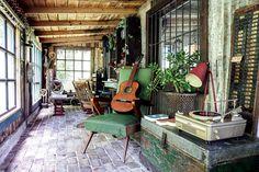 Pergola Attached To Roof Product Bohemian House, Bohemian Decor, Boho, Casa Loft, Interior And Exterior, Interior Design, Home Reno, My Dream Home, Small Spaces