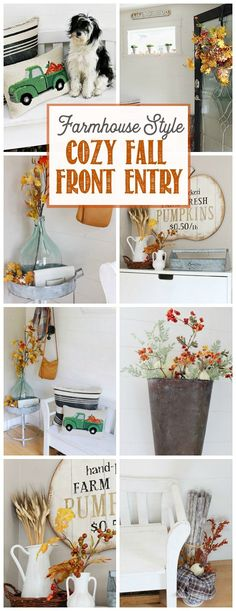 Pretty Farmhouse Sty