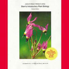 Stern's introductory plant biology / James E. Bidlack, Shelley H. Jansky. McGraw-Hill, cop. 2014