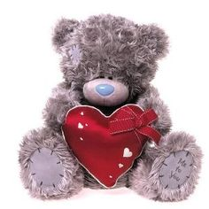 peluche me to you grand coeur cadeau saint valentin cadodescom