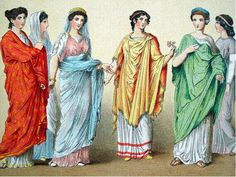 Clothing was associated with social rank and the Romans introduced shoe styles to reflect that, for example, upper-class patricians wore red shoes.