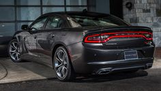 2015 Dodge Charger Dual Exhaust Tips
