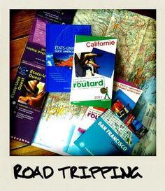 Aurore :  Guide voyage in America =) My dream