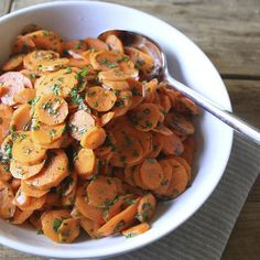 This Carrot Salad Is the LBD of Sides (It Goes With Pretty Much Everything): The following post was written by Valerie Rice, who blogs at Eat Drink Garden with Valerie and is part of POPSUGAR Select Food.