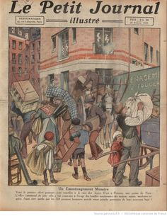 Le Petit journal illustré, 25/02/1923