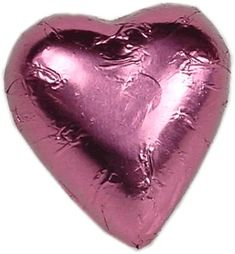 Pink chocolate hearts are creamy milk chocolate in pink foil. Add elegance to your special day with chocolate hearts for your wedding bonbonniere. Cadbury Chocolate, Pink Chocolate, Chocolate Hearts, How To Make Chocolate, Pink Party Favors, Pink Party Decorations, Online Party Supplies, Pink Milk, Metallic Pink
