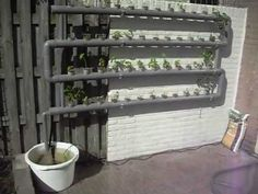 diy hydroponics tower | Simple Hydroponic System Videos