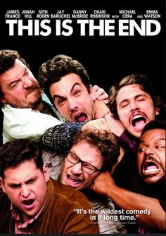 This is the End. Best comedy I've seen in a long while. I can't remember the last time I laughed that hard