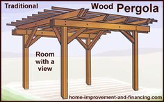 How to build Pergola Designs And Plans PDF woodworking plans Pergola designs and plans Discover thousands of images about Pergola Plans on Pinterest From the summer sun Outdoor Find pergola ideas