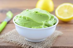 Avocado Mayo (The best vegan mayo!) 1