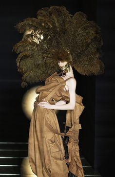 John Galliano for Christian Dior Fall Winter 2002 Haute Couture