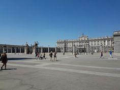 Espanha - Madri - Palácio Real de Madrid