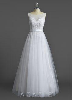 Azazie Kassidy BG Bridal Gown | Azazie