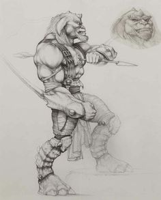 Meet Archer, leader of the Gorgonites. Conceptual artwork for the character by Joey Orosco, key artist and character designer at Stan Winston Studio. Small Soldiers, Disney Drawings, Art Drawings, Character Drawing, Character Design, Grommash Hellscream, Dreamworks, Soldier Tattoo, Facebook Art