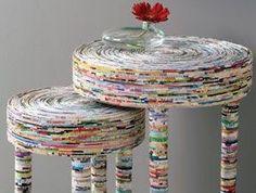 Aposte nas muitas ideias de artesanatos com jornal, para repaginar os seus cômodos ou para organizar a sua vida. Você também pode presentear ou vender as suas peças e, assim, conseguir um bom lucro, no caso da venda, pois os materiais que você utiliza nos artesanatos normalmente possuem um custo mais baixo. Com os jornais …