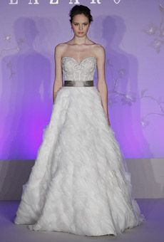 2389fe70eb6 Lazaro - Spring 2011. Wedding Dress GalleryWedding Dresses ...