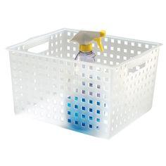 8.1'' H x 14.3'' W x 11.2'' D InterDesign Storage Basket