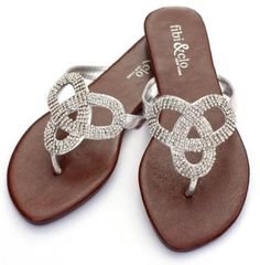 I want just about every sandal on this site.  Love these!