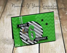 The Stamping Blok: The Stamp Review Crew | Number of Years Edition Rochelle Blok, Stampin Up, Number of Years