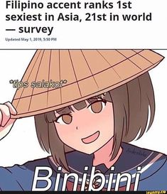 Filipino accent sexiest in Asia, in world - iFunny :) Memes Pinoy, Filipino Memes, Filipino Funny, Filipino Art, Really Funny Memes, Funny Facts, Funny Jokes, Stupid Memes, Funny Shit