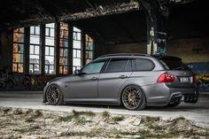 BMW M3 E91