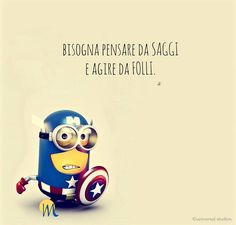 Yellow Guy, Freedom Life, My Minion, Minions Quotes, Universal Studios, Einstein, Hobby, Thoughts, Humor