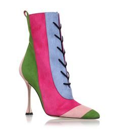 View the Manolo Blahnik Numisia Boots