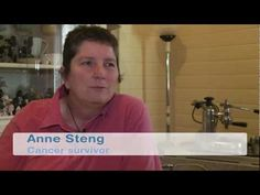 Anne's personal story about being diagnosed with cancer and her experience with cancer. Learn more about cancer at http://www.cancer.org.au