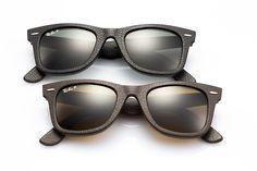 Whole lotta leather // http://neverhi.de/1kNlatU // #TOUGHasLEATHER
