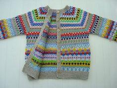 judith harvest knit cardigan via hanpicked.