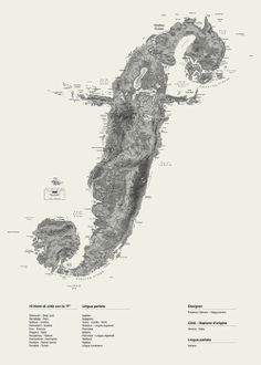 Typography + Cartography = Love