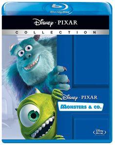 Monsters & Co.: Amazon.it: Pete Docter, Andrew Stanton, Daniel Gerson: Film e TV