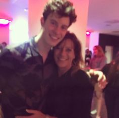 ♡Shawn and his mom