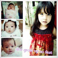 lil princess grow up