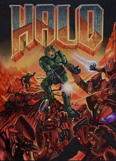 Halo (Doom inspired)