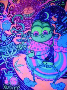 marijuana art.