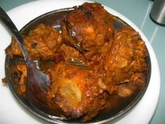 """Guntur is a district in Andhra Pradesh. This dish is quite popular in this region and hence called as """"Guntur Chicken"""""""