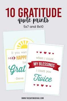 Gratitude quotes for the season of Thanksgiving Gratitude Quotes, Quote Prints, Free Printables, Free Printable, Thank You Quotes, Cherish Quotes