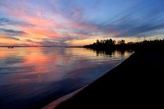 Breath-taking dusk taken at Lake Diefenbaker. Meteor Shower, Milky Way, True Beauty, British Columbia, Gods Love, Dusk, Mother Nature, Sunrise, Scenery