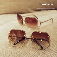 Cheap Sunglasses on Sale at Bargain Price, Buy Quality glasses laser, sunglasses polarized safety glasses, sunglasses bow from China glasses laser Suppliers at Aliexpress.com:1,Eyewear Type:Sunglasses 2,Frame Color:Multi 3,Style:Rimless 4,sunglasses function:anti uva sunglasses 5,Lens Width:6.3 cm