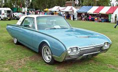 1963 Ford thunderbird Coupe 3rd Generation with 6.4L FE-V8 Engine