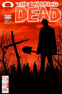 The Walking Dead - Comics by comiXology The Walking Dead Poster, Walking Dead Comic Book, Walking Dead Show, Walking Dead Comics, Walking Dead Series, Fear The Walking Dead, Twd Comics, Horror Comics, Horror Art