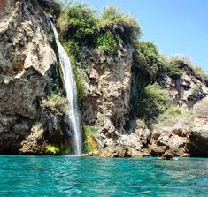 Imagen de Cascada de Maro, Nerja Malaga Beach, The Places Youll Go, Places To Visit, Nerja Spain, Spain Holidays, Quelques Photos, Spain And Portugal, Beach Holiday, Spain Travel